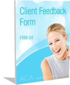 Client Feedback Form (FRM-04)