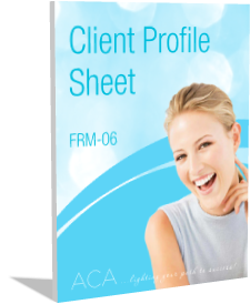 Client Profile Sheet (FRM-06)
