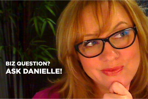 Dear Danielle: Where Do I Get Stock Images for My Blog Posts?