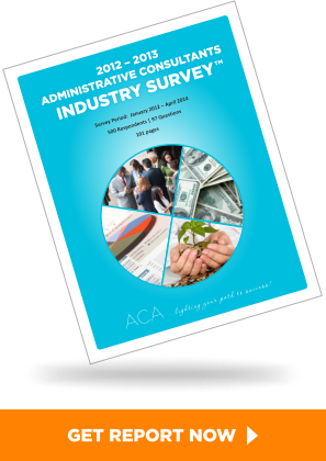 Get the 2012-2013 Industry Survey Report
