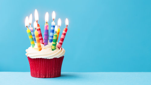It's my birthday (and a special deal for you today only!)