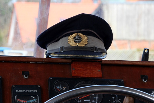 YOU Are the Captain of Your Ship