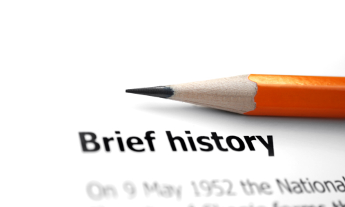 A Brief History of the Administrative Support Business