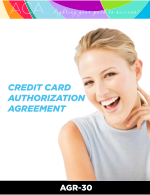 Credit Card Authorization Template
