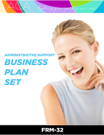 Administrative Support Business Plan Set